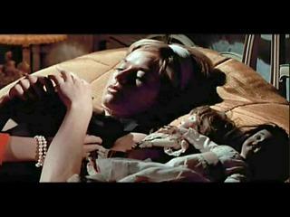 the killing of sister george (lesbian scene full